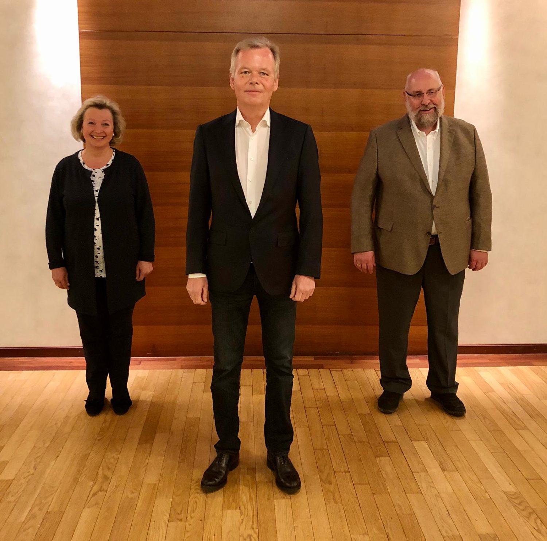 CSU Gemeinderäte auch zu stellvertretenden Bürgermeistern gewählt
